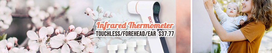 Infrared Thermometer $37.77